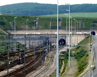 Seven Wonder Of The Modern World Channel Tunnel