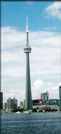 Seven Wonders Of The Modern World The Cn Tower