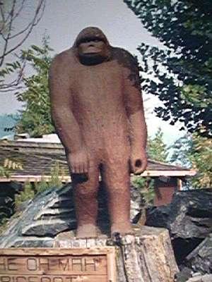 The UnMuseum - Big Foot / Sasquatch