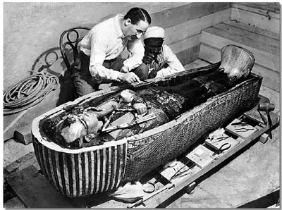 The UnMuseum - Howard Carter and the Curse of King Tut's Mummy