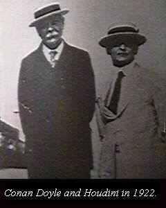 Conan Doyle's Trick  Conan Doyle