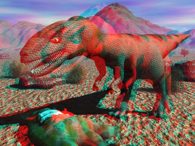 The Unmuseum Tyrannosaurus Rex