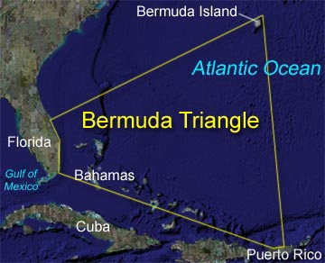 "The ""Mystery"" of the Bermuda Triangle"