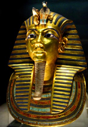Carter and the Curse of King Tut's Mummy